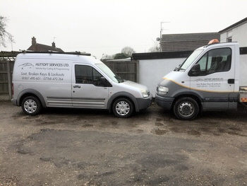 Auto Access Locksmith Breakdowm Lorry